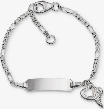 Engelsrufer Armband 'ID Herzengel' in silber, Produktansicht