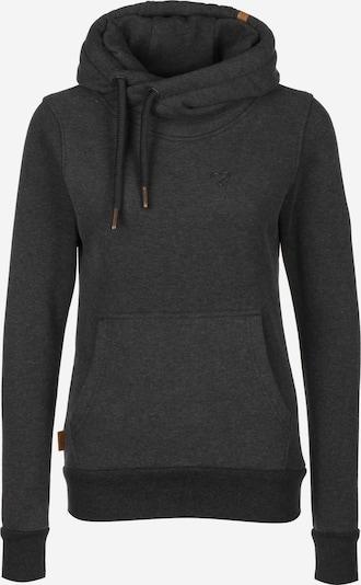 Alife and Kickin Sweatshirt 'SARAH A' in dunkelgrau, Produktansicht
