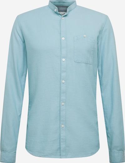 TOM TAILOR DENIM Koszula w kolorze jasnoniebieskim: Widok z przodu