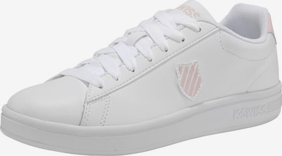 K-SWISS Sneaker 'Court Shield' in weiß, Produktansicht