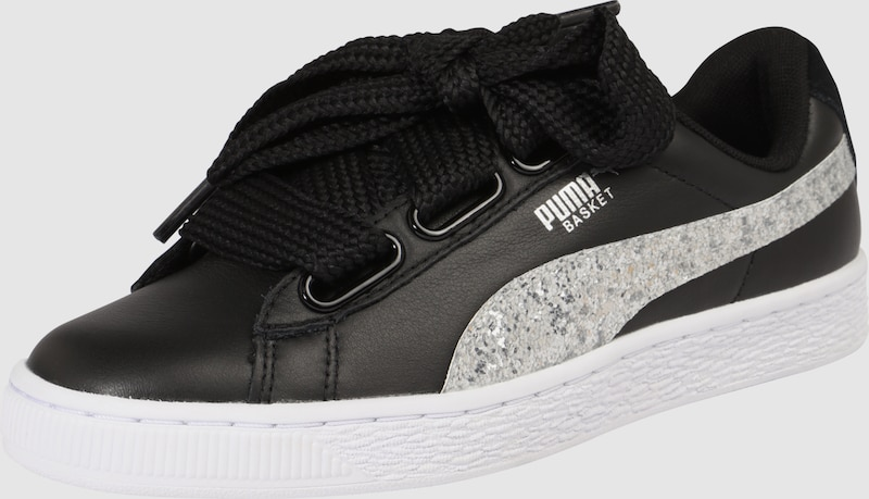 PUMA Sneaker 'Basket Heart Glitter'