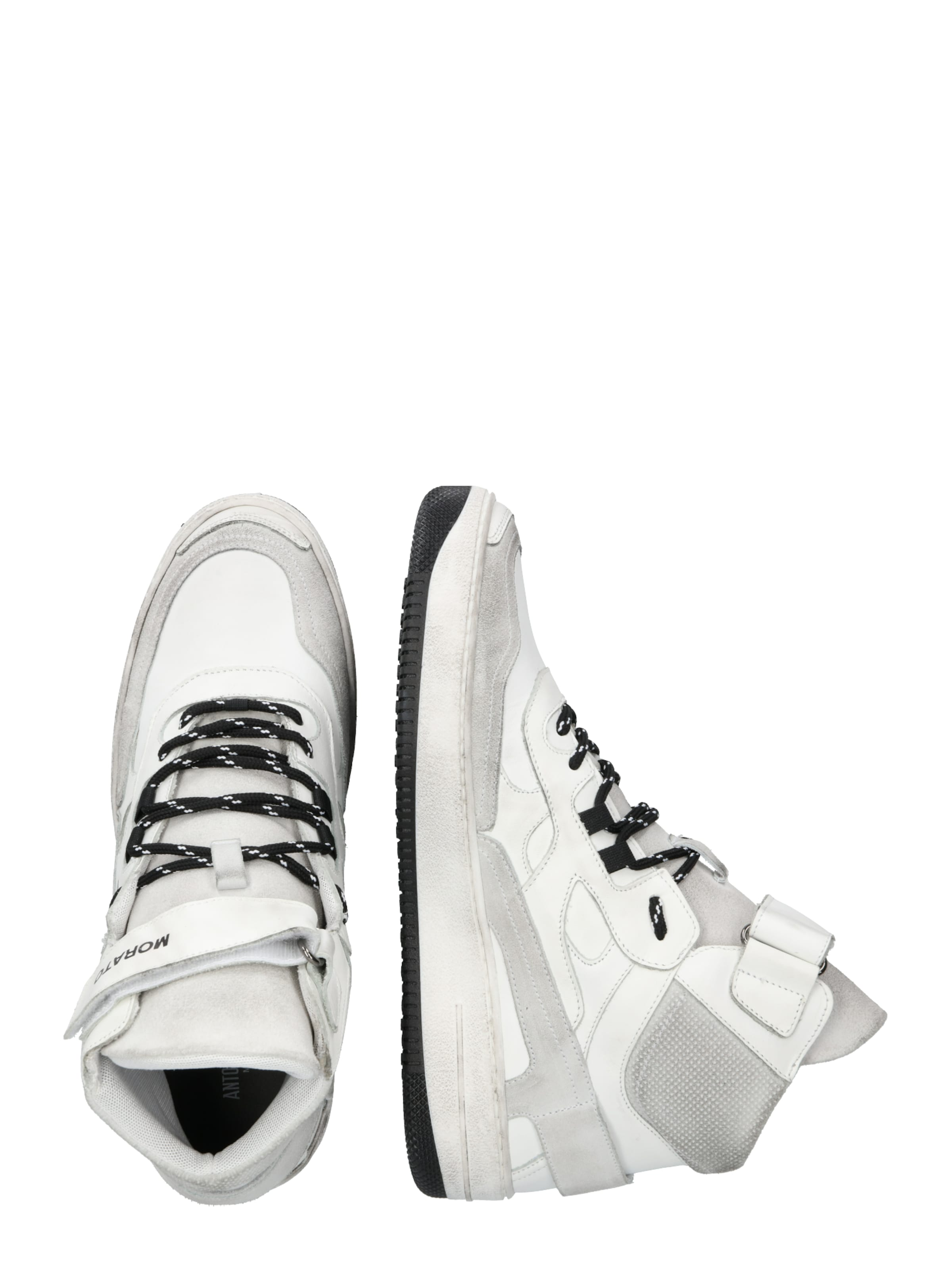 Antony GrauWeiß Morato In Sneaker 'stroke' 8wkOXn0P