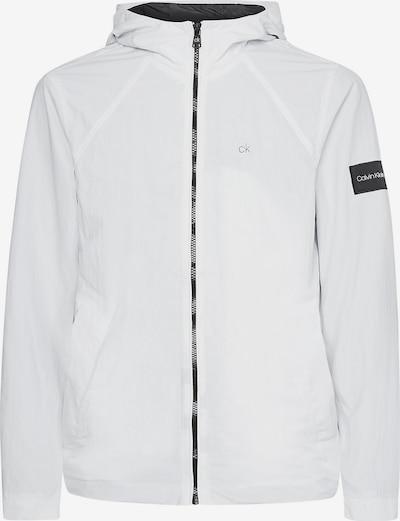 Calvin Klein Windbreaker in schwarz / weiß, Produktansicht