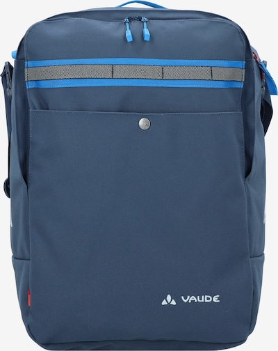 VAUDE Sporttas 'Classic Back' in de kleur Blauw, Productweergave
