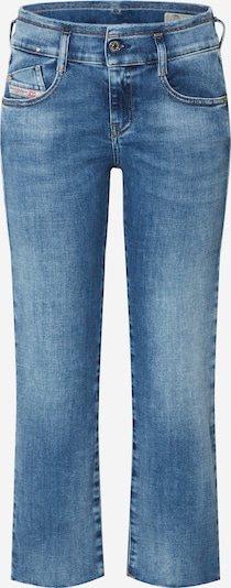 DIESEL Jeans 'D-EBBEY-K' in blue denim, Produktansicht