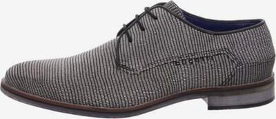 bugatti Schnürschuhe in schwarz, Produktansicht