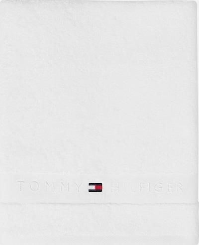 TOMMY HILFIGER Duschtuch 1tlg. in weiß, Produktansicht
