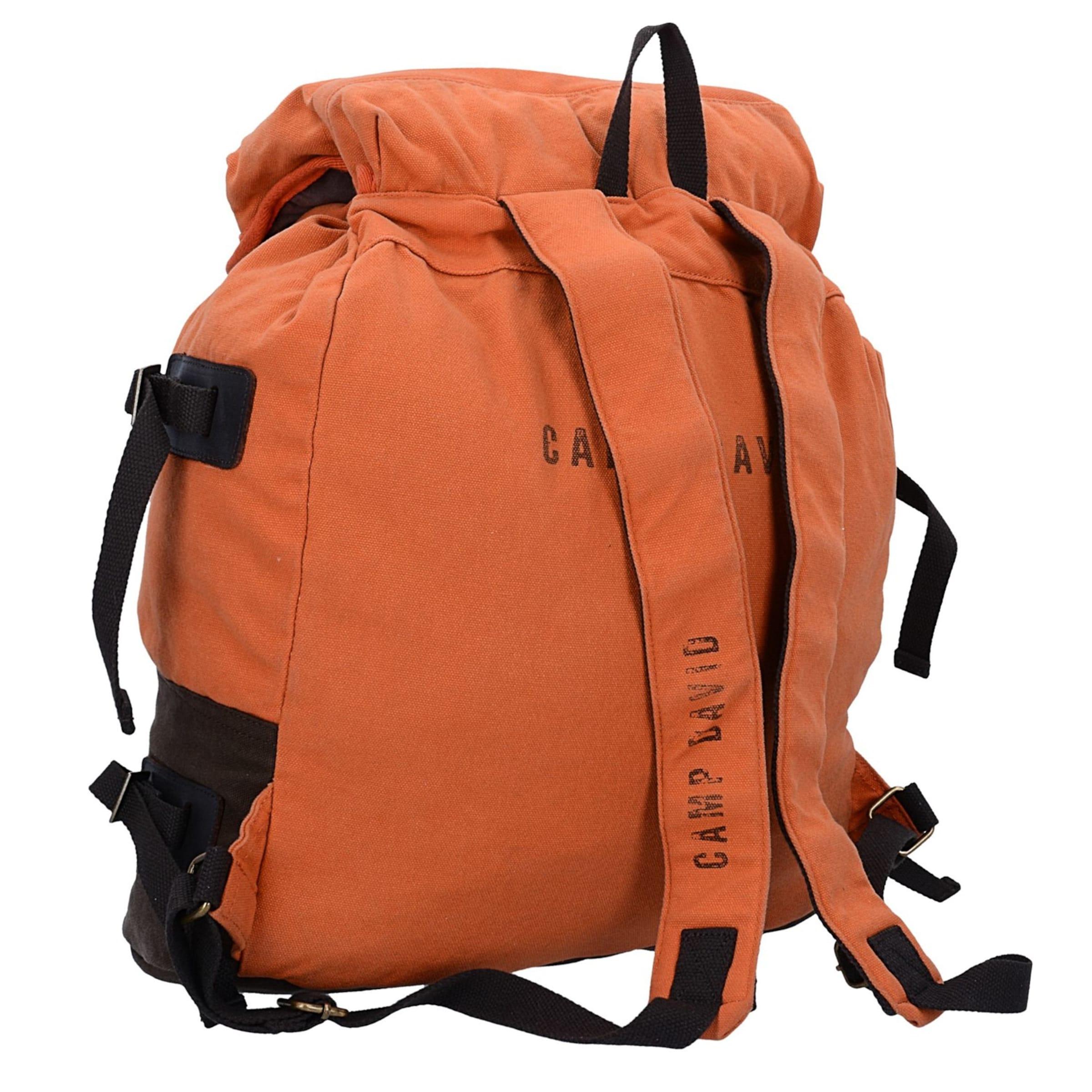 'ortega Rucksack Camp OrangeSchwarz In David River' 4RSc5q3AjL
