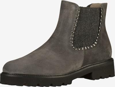 GABOR Chelsea boots in de kleur Donkergrijs, Productweergave