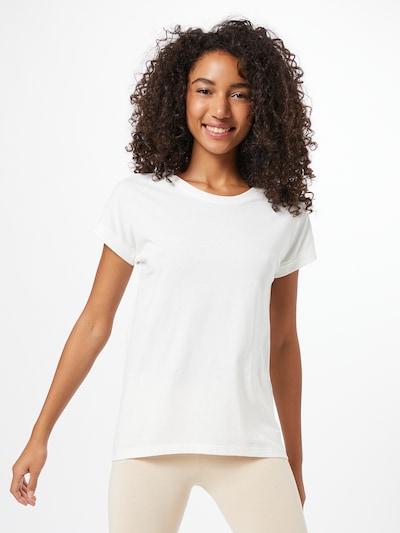JACQUELINE de YONG Shirt 'Louisa' in weiß: Frontalansicht