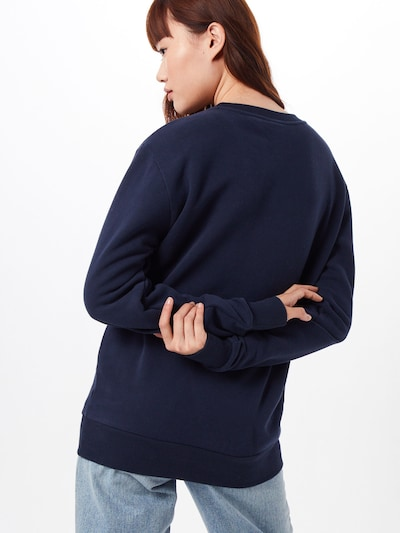 ELLESSE Sweat-shirt 'HAVERFORD' en bleu marine: Vue de dos