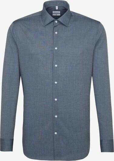 SEIDENSTICKER Hemd in taubenblau, Produktansicht