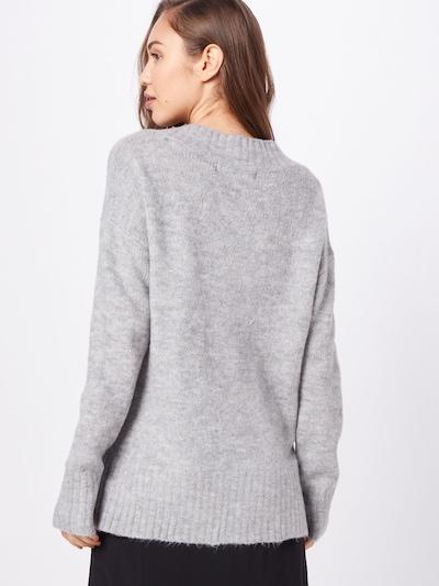 VERO MODA Sweter w kolorze jasnoszarym: Widok od tyłu