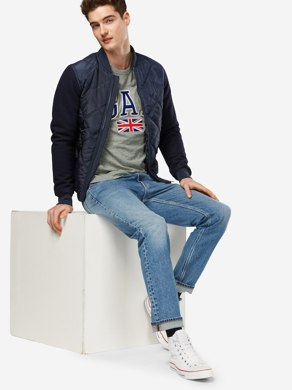 GAP T-Shirt 'SS SP17 UNION JACK'