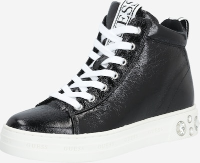 GUESS Sneaker 'Remmy' in schwarz, Produktansicht