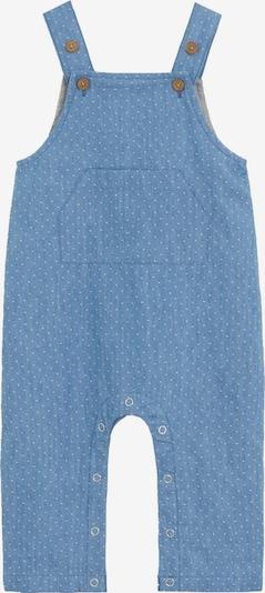 MANGO KIDS Latzhose 'PETO RITA6' in blue denim, Produktansicht