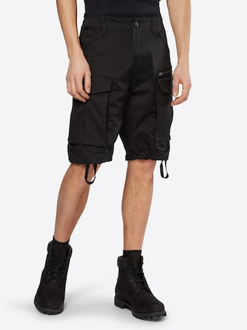 G-Star RAW Shorts 'Rovic' in Schwarz