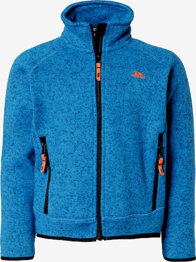 TRESPASS Fleecejacke in blau, Produktansicht