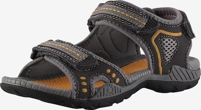 Reima Sandalen 'Luft' in schwarz, Produktansicht