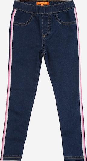 STACCATO Jeans 'Md.-Jeggings' in blue denim: Frontalansicht