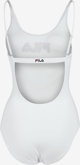 FILA Uimapuku 'Saidi W ' värissä helmenvalkoinen, Tuotenäkymä