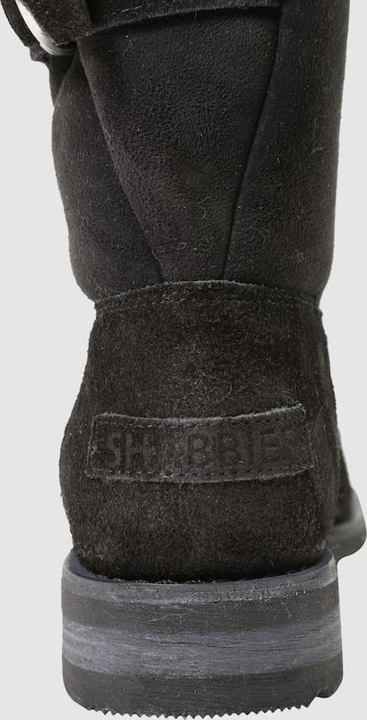 SHABBIES AMSTERDAM Boot mit Wollfutter Hohe Qualität