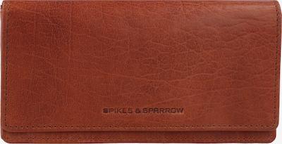 Spikes & Sparrow Portemonnaie in braun, Produktansicht