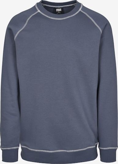 Urban Classics Sweatshirt in rauchblau: Frontalansicht