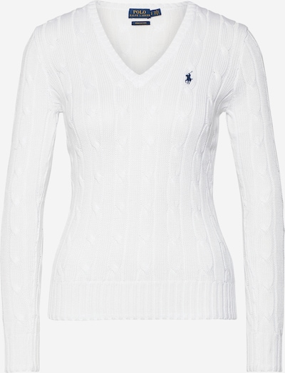 POLO RALPH LAUREN Sweter w kolorze białym, Podgląd produktu