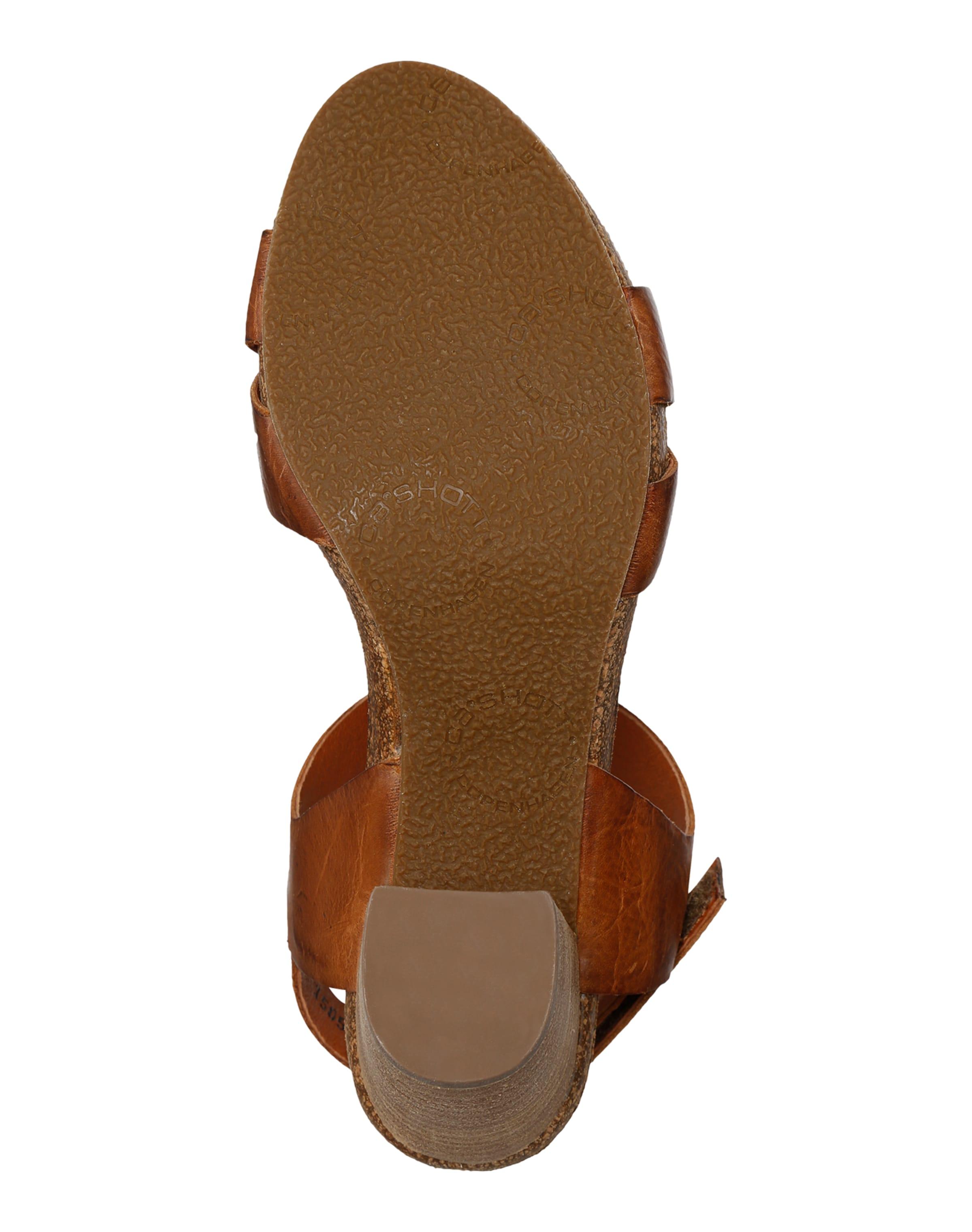 Ca Shott Sandalette in braun