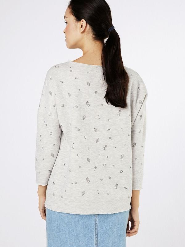 twenty tees Sweatshirt 'Take Heart'