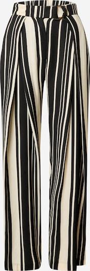 Klostuotos kelnės iš River Island , spalva - juoda / balta, Prekių apžvalga