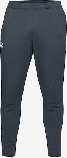 UNDER ARMOUR Sportbroek in de kleur Grijs / Wit, Productweergave