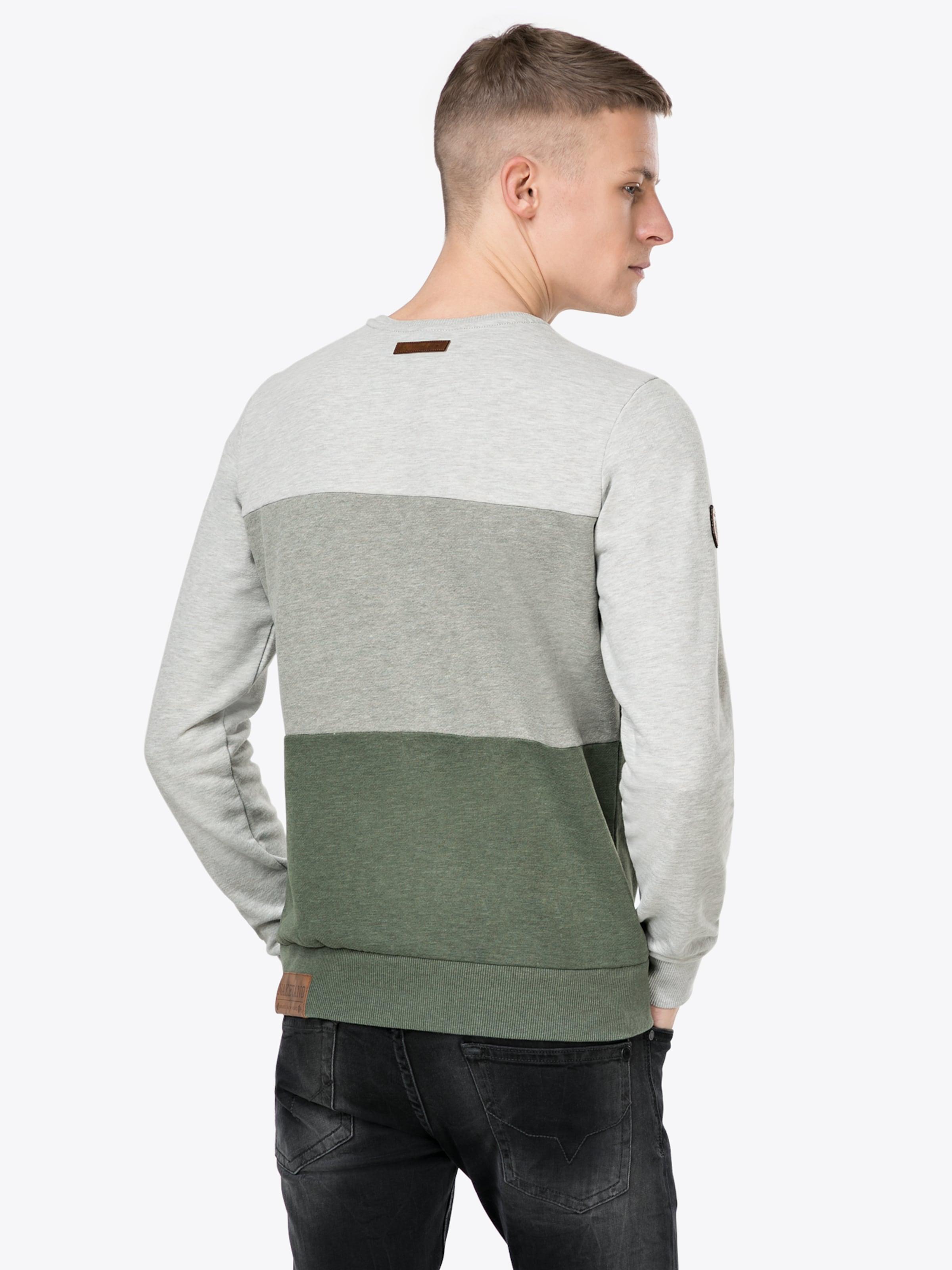 Vert Sweat GrisFoncé Naketano shirt Gazon En wONnZ0PX8k