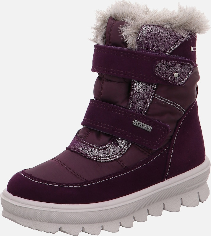 SUPERFIT Winterstiefel 'Flavia' in beere | ABOUT YOU