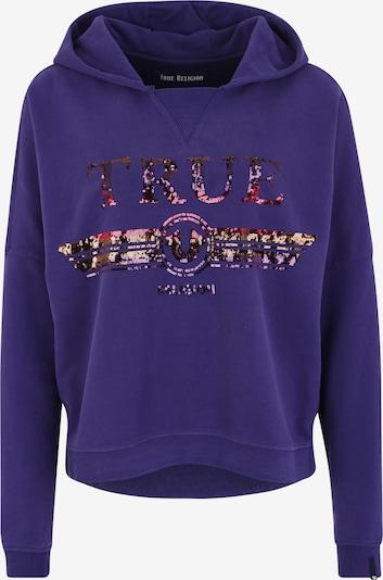 True Religion Hoodie 'HOODY TRUCCI' in lila, Produktansicht