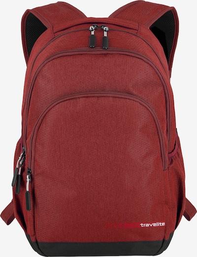 TRAVELITE Rucksack 'Kick Off' in rot, Produktansicht