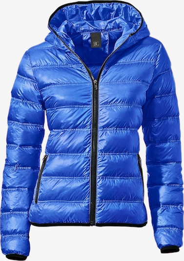 Linea Tesini by heine Winter jacket in Royal blue / Black, Item view