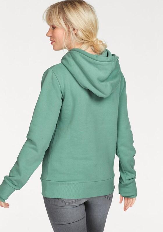 BENCH Sweatshirt 'HER. CORP PRINT'