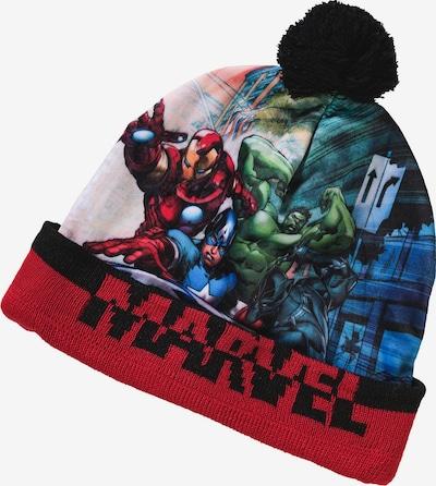 Marvel Avengers Mütze in mischfarben / rot, Produktansicht