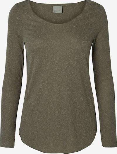 VERO MODA T-shirt en gris basalte, Vue avec produit