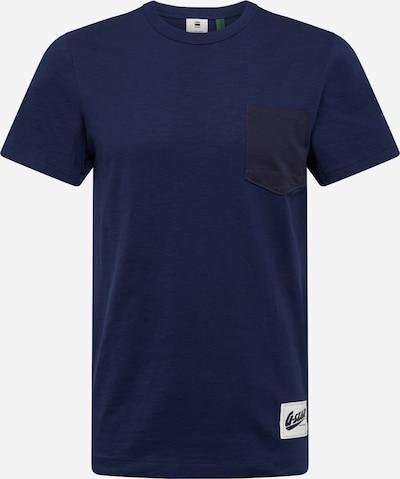 G-Star RAW T-Shirt in dunkelblau, Produktansicht