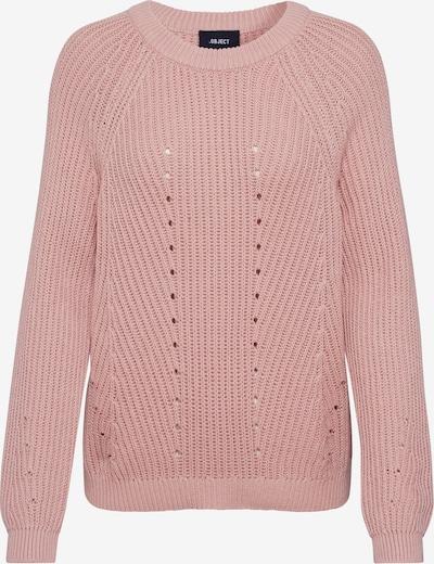 OBJECT Pullover 'OBJMAYA' in rosa, Produktansicht