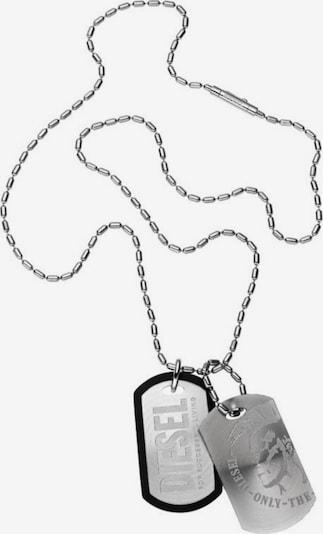 DIESEL Verižica | srebrna barva, Prikaz izdelka