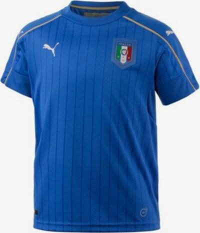 PUMA T-Shirt fonctionnel 'Italien EM 2016 Heim' en bleu / bleu marine, Vue avec produit