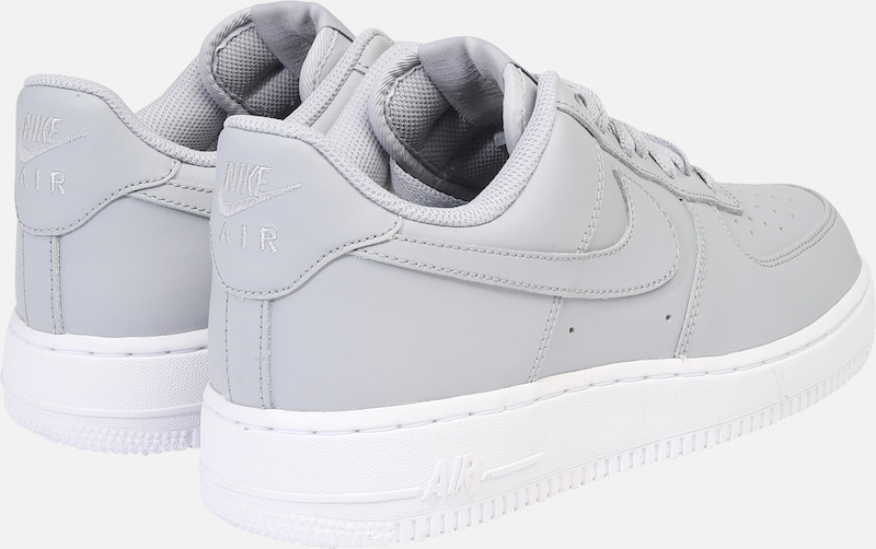 Sportswear Basses Baskets Force Nike 1' 'air Gris En Clair A53j4RL