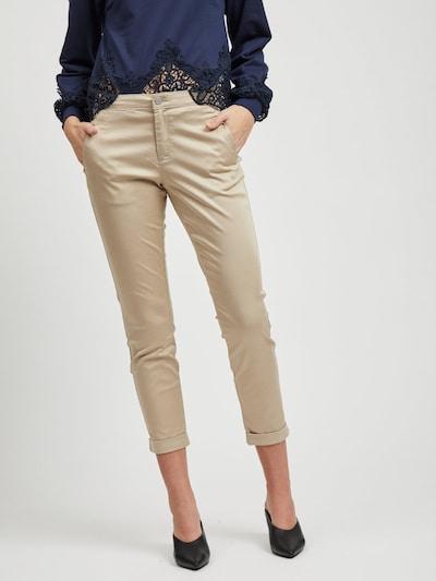 VILA Jeans in camel, Modelansicht