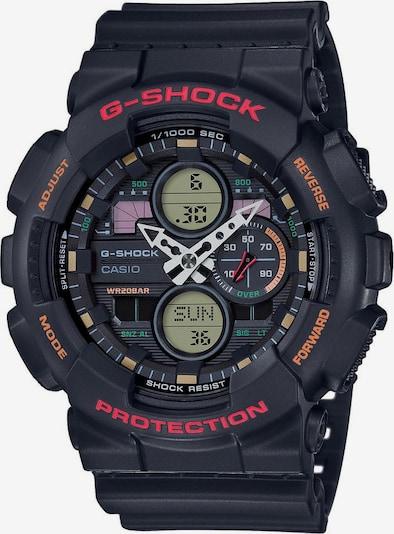 CASIO Uhr 'GA-140-1A4ER' in mischfarben / schwarz, Produktansicht