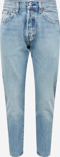 LEVI'S Jeans '501SLIMTAPER' in de kleur Blauw denim, Productweergave