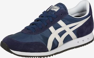 Sneaker low 'New York' Onitsuka Tiger pe albastru fumuriu / albastru închis / alb, Vizualizare produs